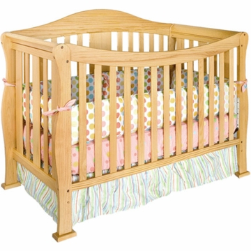 DaVinci Parker 4-in-1 Convertible Crib in Natural
