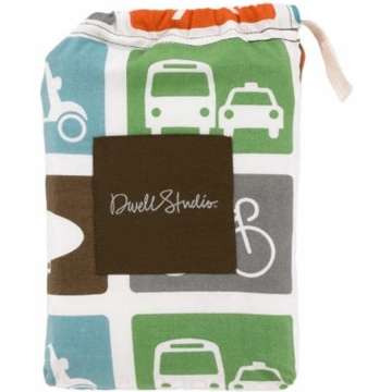 DwellStudio Transportation Multi Crib Sheet
