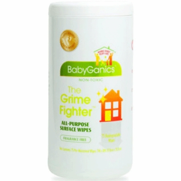 Babyganics All Purpose Wipes