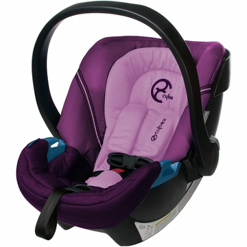 Cybex 2013 Aton Infant Car Seat - Violet Spring