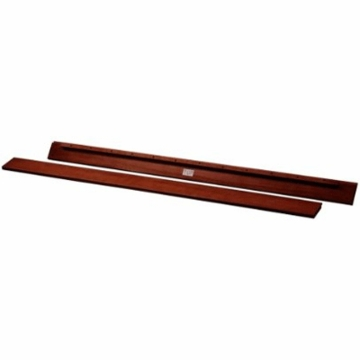 DaVinci Twin/Full Size Conversion Rail Kit in Cherry Finish