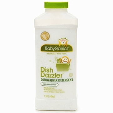 BabyGanics Dishwasher Detergent 40oz Powder