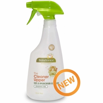 BabyGanics The Cleaner Upper Toy Cleaner 16 oz.