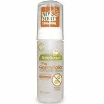 BabyGanics The Garminator Foaming Hand Sanitizer Tangerine 50 Ml