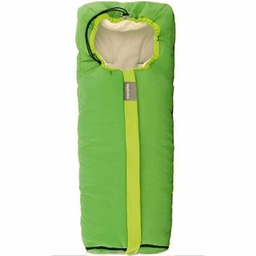 Inglesina Avio Wintermuff in Lime