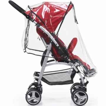 Bumbleride Rain Shield for Flyer/Queen B Stroller