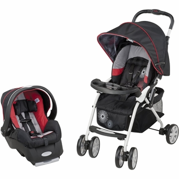 Evenflo FeatherLite 200 Travel System - Gears