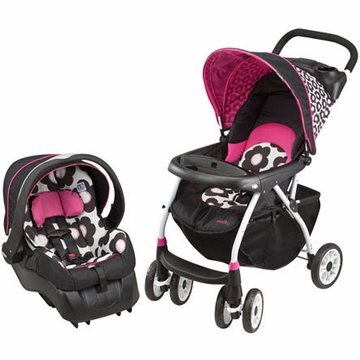 Evenflo Journey 300 Stroller with Embrace 35 Car Seat - Marianna