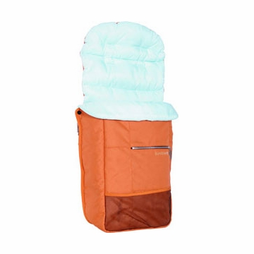 Bumbleride Footmuff & Liner - Spice