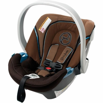 Cybex Aton Infant Car Seat - Coffee