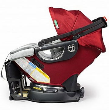 Orbit Baby Infant Car Seat and Car Seat Base G2 - Red