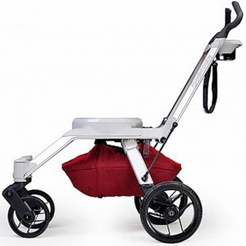 Orbit Baby Stroller Frame G2 - Red