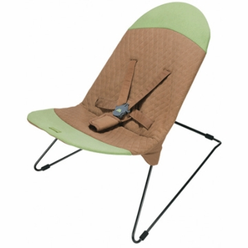 Maclaren Eco Bouncer in Walnut/Marsh Green