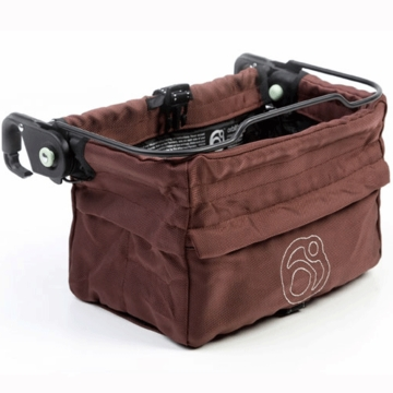 Orbit Baby Stroller Panniers (Pair) in Mocha