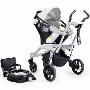 Orbit Baby Stroller Travel System G2 - Black