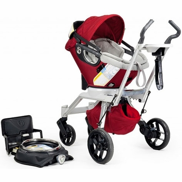 Orbit Baby Stroller Travel System G2 - Red