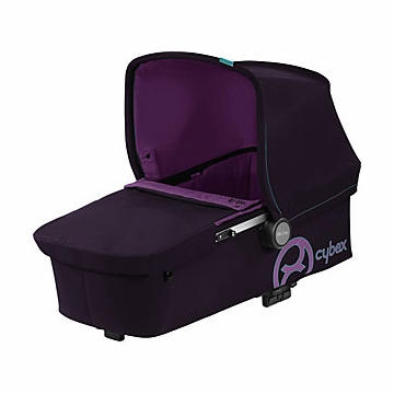 Cybex Callisto Carry Cot - Purple Potion