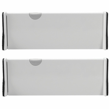 "OXO Tot 4"" Expandable Dresser Drawer Dividers"