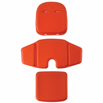 OXO Tot 3 Piece Sprout Chair Cushion Set in Orange
