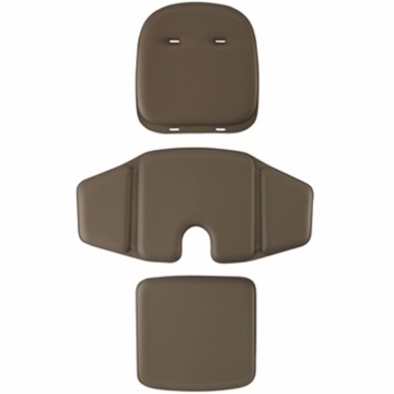 OXO Tot 3 Piece Sprout Chair Cushion Set in Taupe