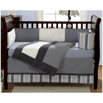 Bananafish Benjamin 4 Piece Crib Bedding Set