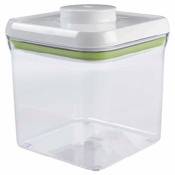 OXO Tot Big Square Pop Container- 2.4 QT