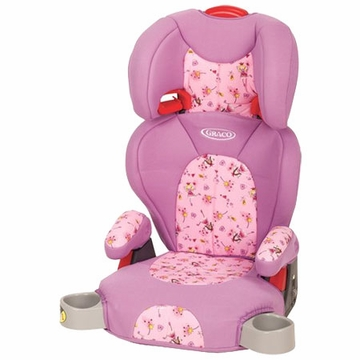 Graco 2009 TurboBooster SafeSeat (Step 3) 8693FTA in Fairy Tales