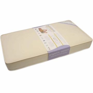 Naturepedic MC40 No Compromise Organic Cotton Ultra Crib Mattress