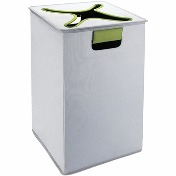 OXO Tot Flip-In Bin - Gray / Green
