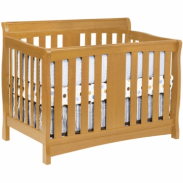 DaVinci Rowan 3-in-1 Crib in Honey Oak