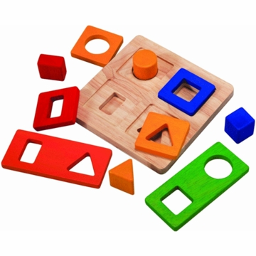 Plan Toy Shape Sorter