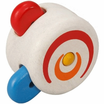 Plan Toy Preschool Peek-A-Boo Roller