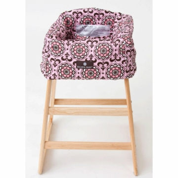 Balboa Baby Shopping Cart Cover in Pink Floral