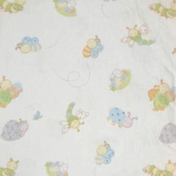 KidsLine Snug As A Bug Fitted Sheet