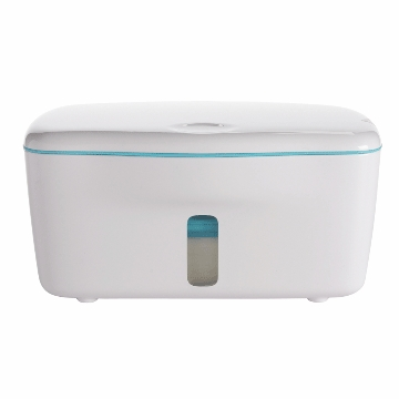OXO Tot Perfect Pull Wipes Dispenser in Aqua