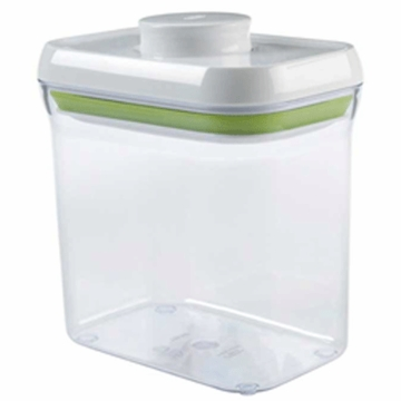 OXO Tot Rectangle Pop Container- 1.5 QT