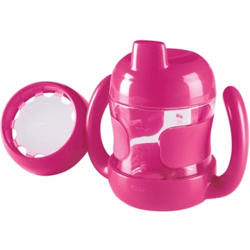 OXO Tot Sippy Cup Set 7oz in Pink