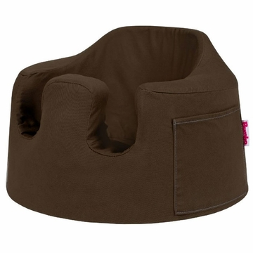 Bumbo Seat Cover - Twill Brown