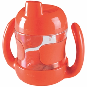 OXO Tot Sippy Cup with Handles 7 oz in Orange