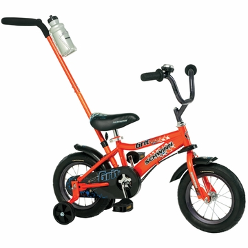"Schwinn Grit 12"" Boy's Bicycle Orange"