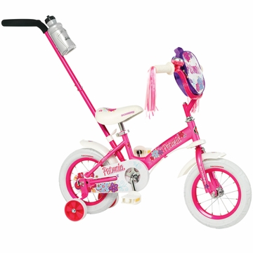 "Schwinn Petunia 12"" Girl's Bicycle Pink"