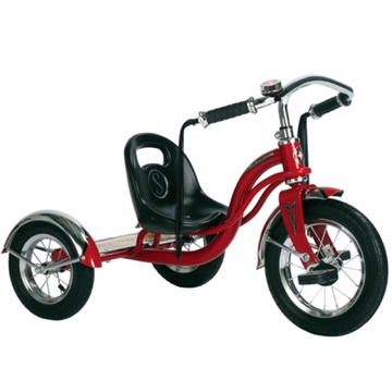 "Schwinn Roadster 12"" Tricycle Red"