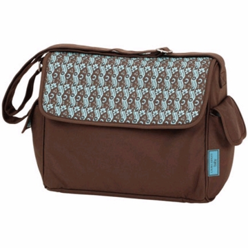 Graco Diaper Bag 2A03AUB1 in Aqua Bay