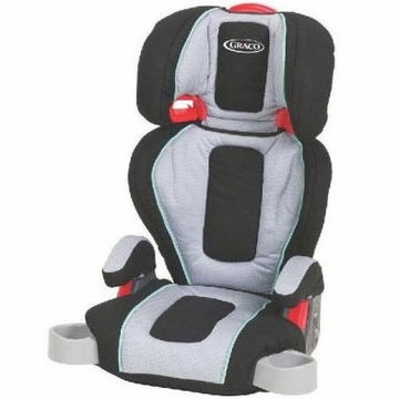 Graco Highback Turbo Booster Car Seat - Wander