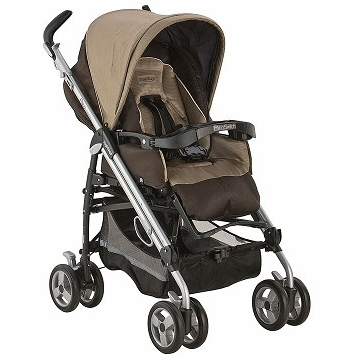 Peg Perego 2009 Pliko Switch Classico in Moka