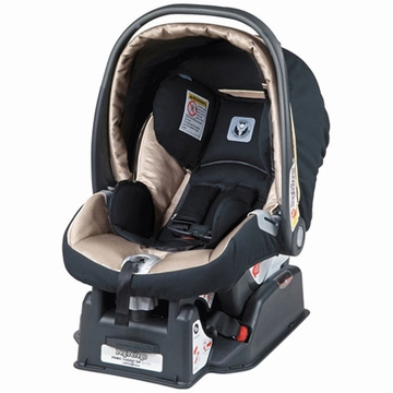 Peg Perego 2009 Primo Viaggio SIP 30/30 Infant Car Seat in Moka