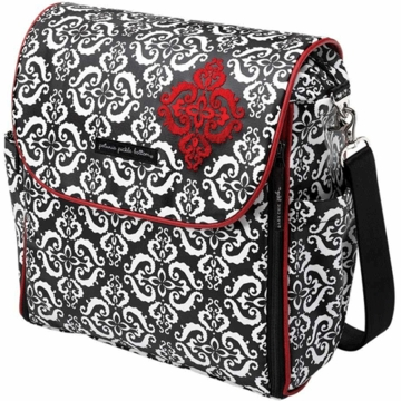 Petunia Pickle Bottom Boxy Backpack in Frolicking in Fez