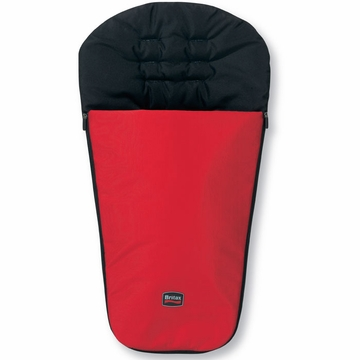 Britax B-Nimble Foot Muff in Red