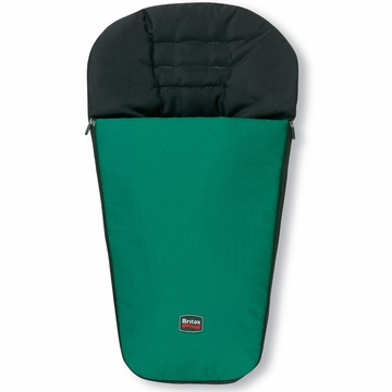 Britax B-Nimble Foot Muff in Green