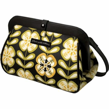 Petunia Pickle Bottom Cross Town Clutch in Lively La Paz